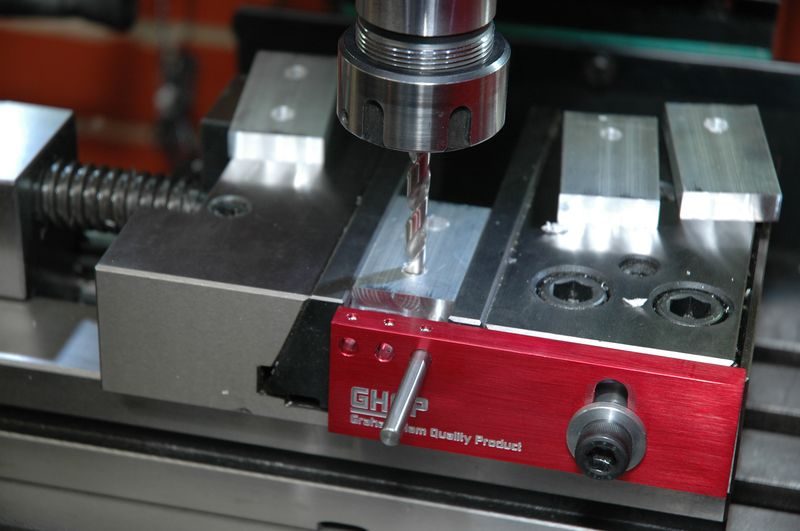 Machining Base End Spacers