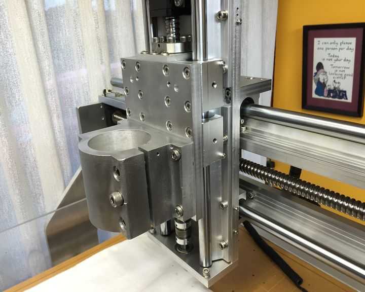 Ghqp Project New Cnc Router Z Axis