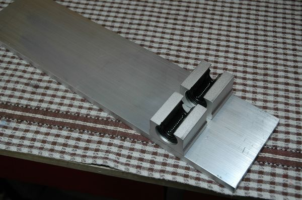 X Axis Gantry Machining & Assembly_05