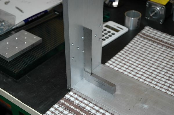 X Axis Gantry Machining & Assembly_10