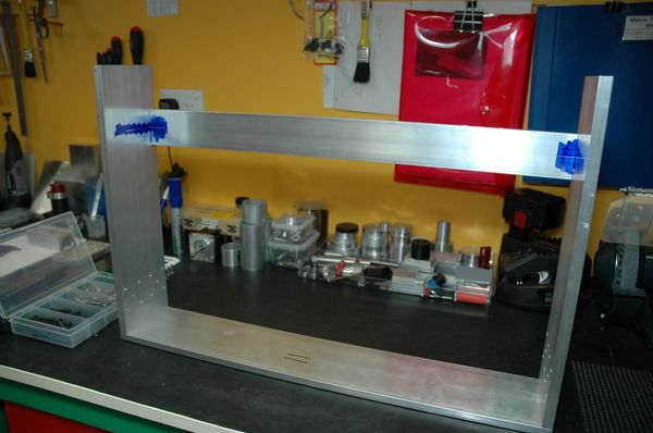 X Axis Gantry Machining & Assembly_15