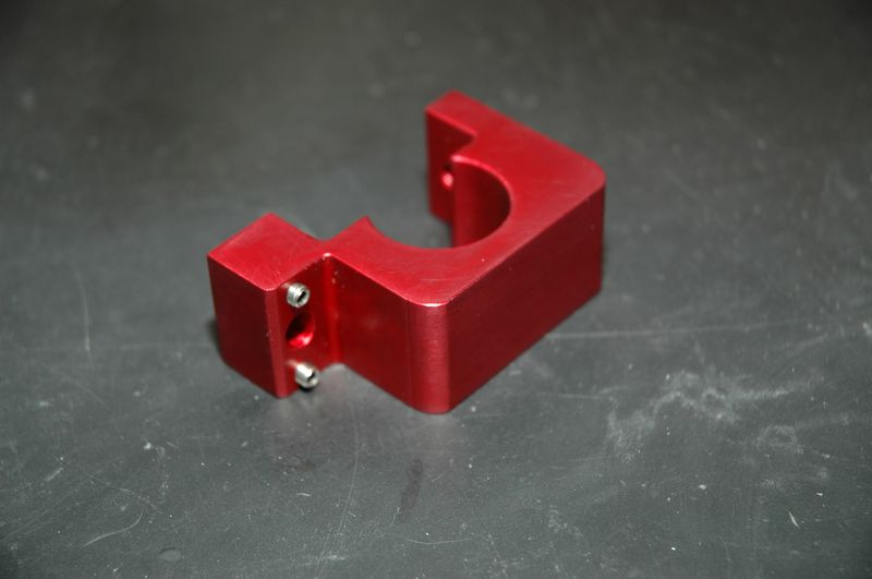 Zero Backlash Nut Mount V2 (Anodized)